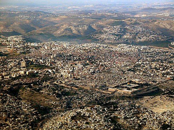 Lesson 108: Nehemiah   Cities Surrounding Jerusalem