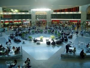 Ben Gurion Airport, Israel