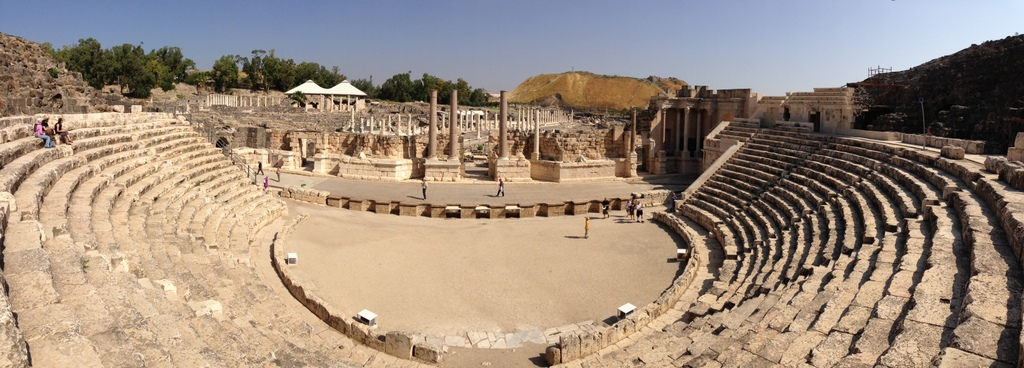 Bethshean - Theater