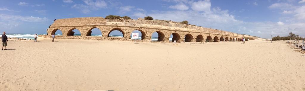 Caesarea - Aquaduct