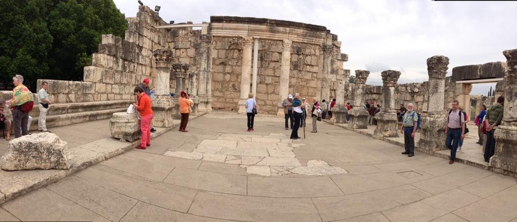 Capernaum - Synagogue