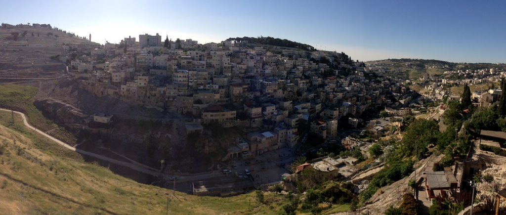 Kidron Valley & Silwan (across from City of David)