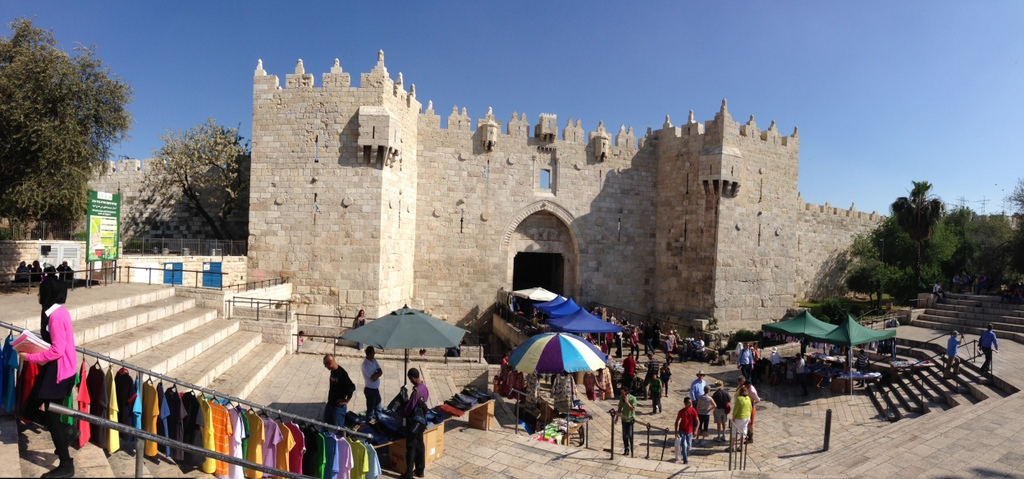 Old City - Damascus Gate
