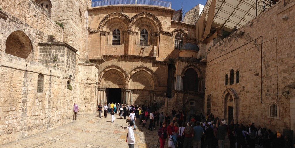 Old City - Holy Sepulcher Church