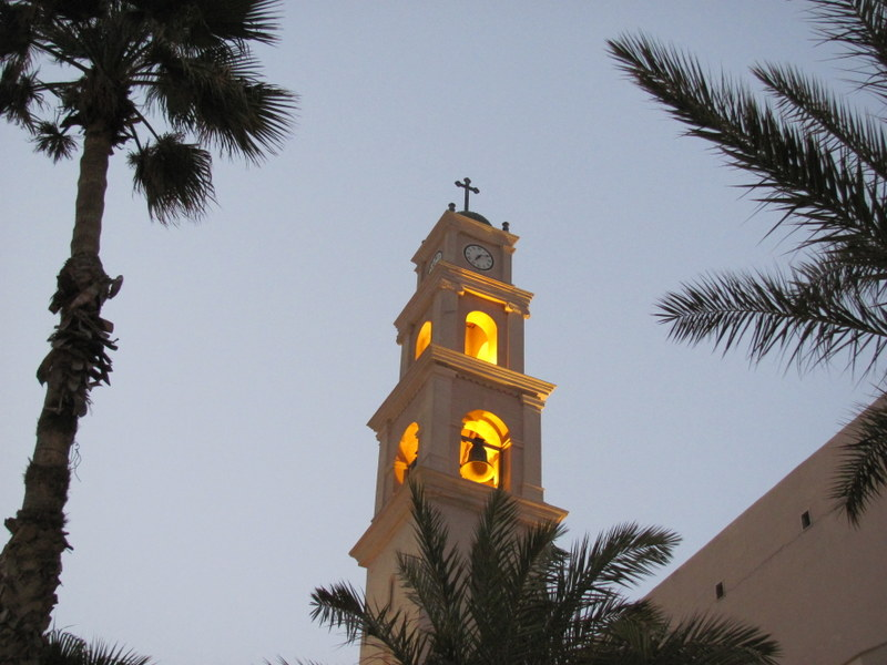 St. Peter's Church, Biblical Israel Tours