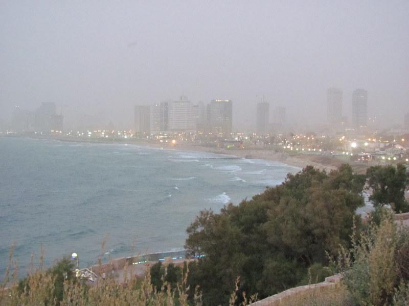 Tel Aviv Coastline, Biblical Israel Tours