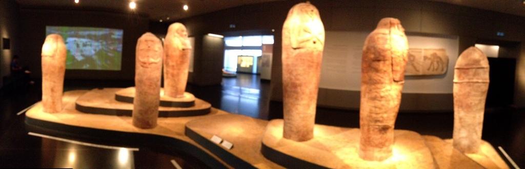Israel Museum OT sarc