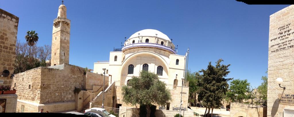 Jewish Quarter Hurva