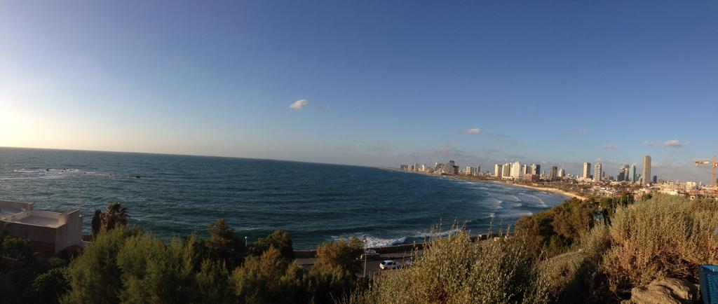 Joppa - Tel Aviv coastline