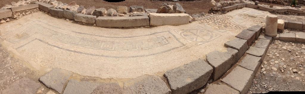 Magdala - Mosaic