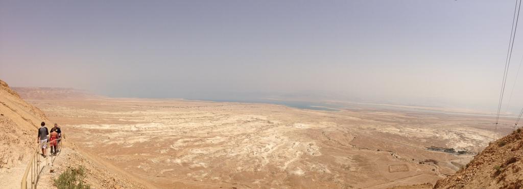 Masada - Snake path