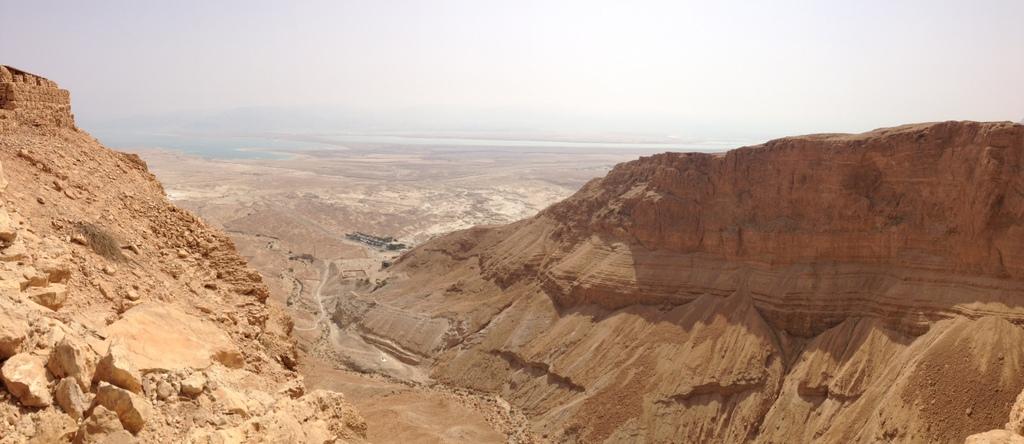 Masada - Southern wadi