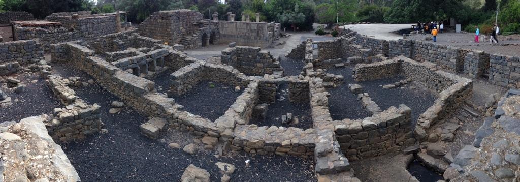 Qatztrin - Ruins