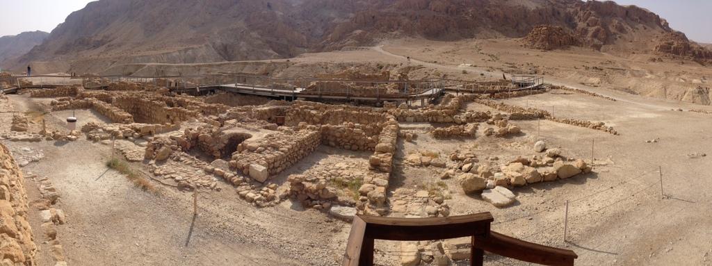 Qumran - Ruins