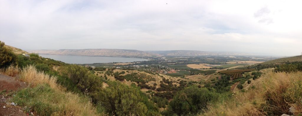 Sea of Galilee - Southern end