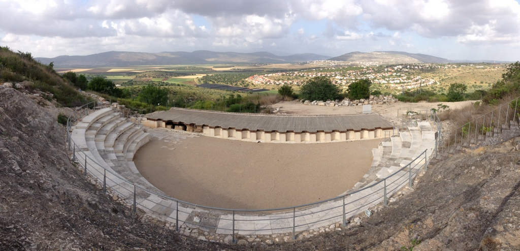 Sepphoris - Theater