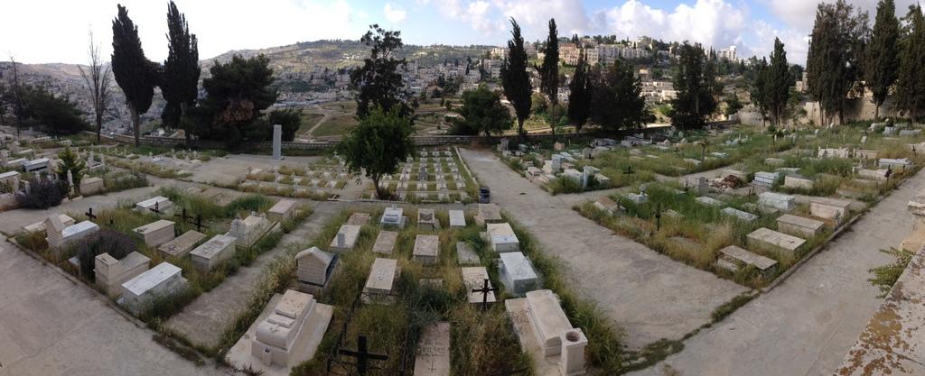 Mt. Zion - Oskar Schindler's cemetery