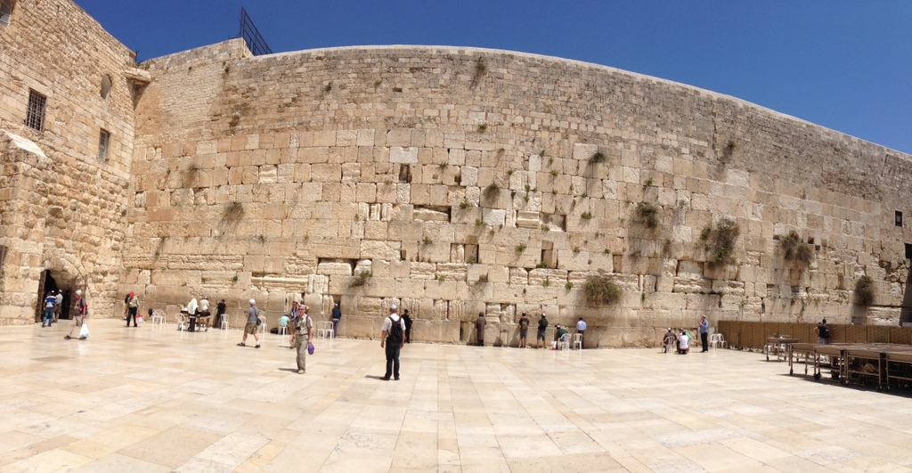 Old City - Western wall