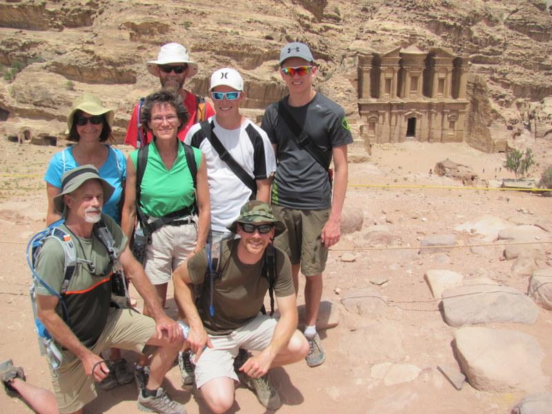 Petrra, Biblical Israel Tours