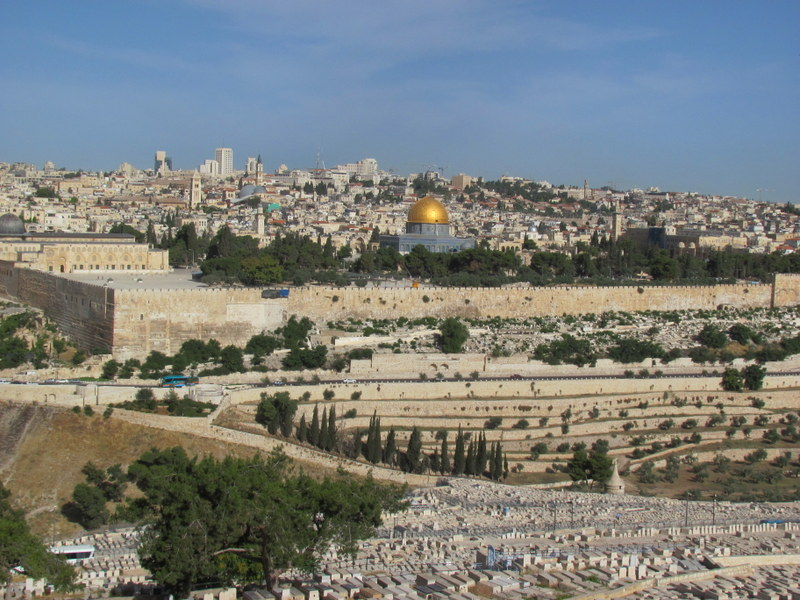 A United Jerusalem