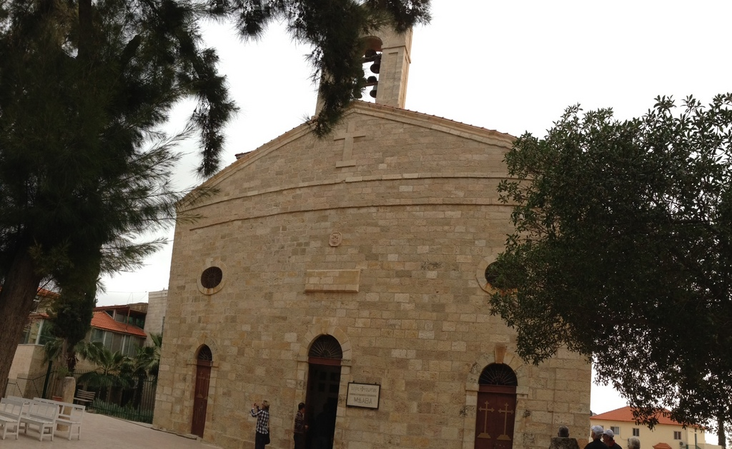 Jordan - Medeba church