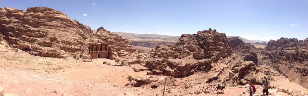 Jordan - Petra -Monastery