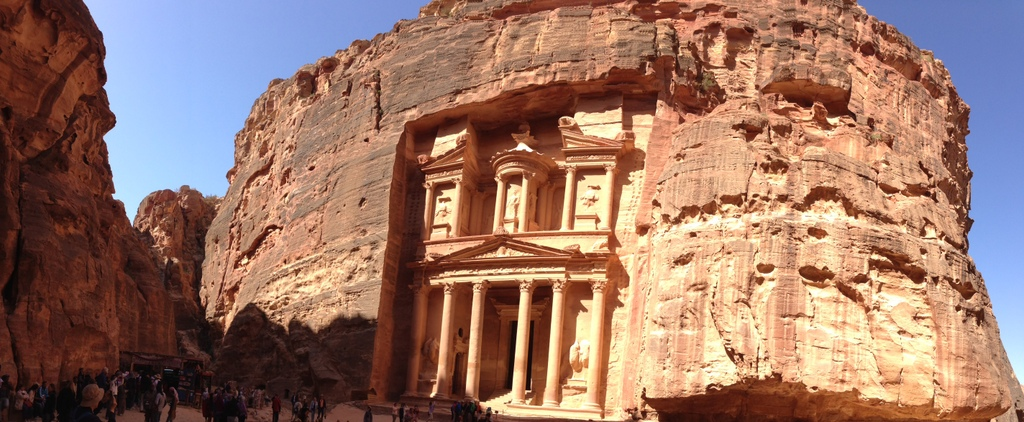 Jordan - Petra - The Treasury