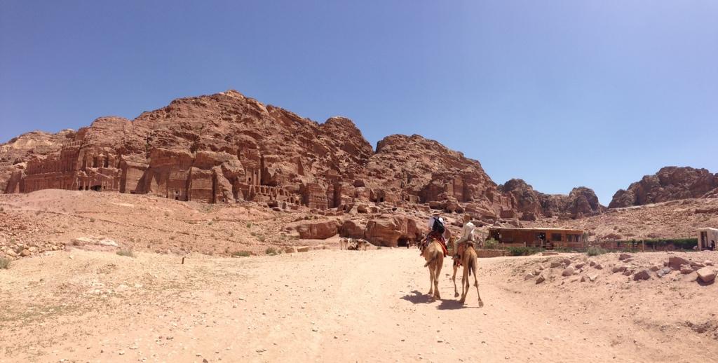 Jordan - Petra - Urn Tomb