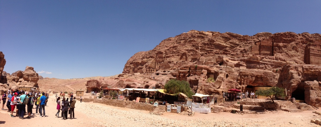 Jordan - Petra -Urn Tomb