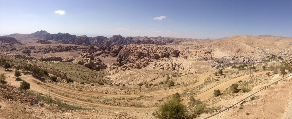 Jordan - Petra / Seir mountains