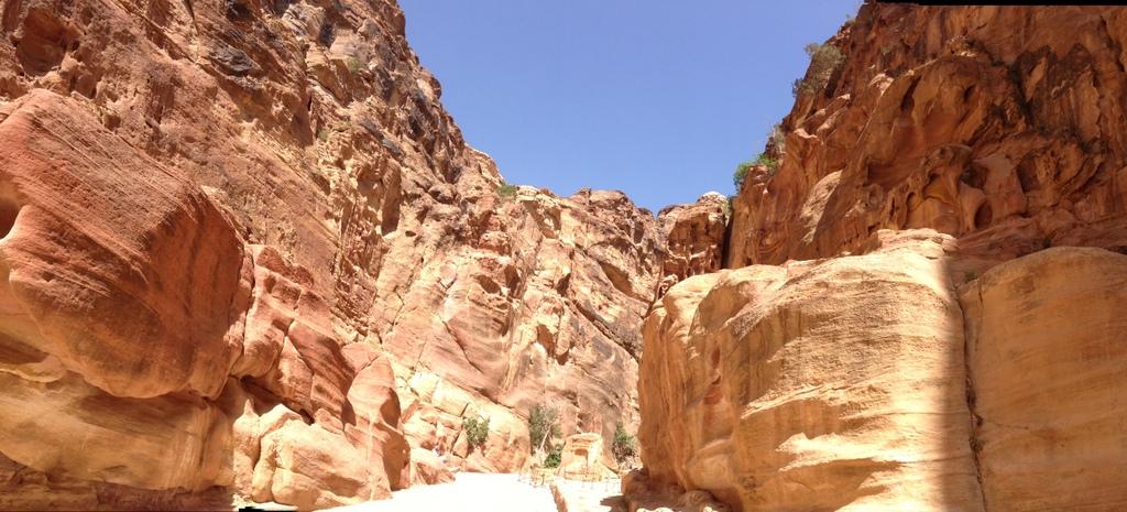 Jordan - Petra - Siq