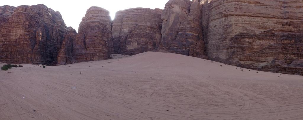 Jordan - Wadi Rum sand dune