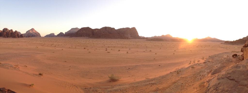 Jordan - Wadi Rum sunset