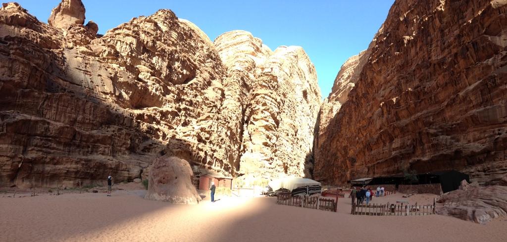 Jordan - Wadi Rum Beduin tent
