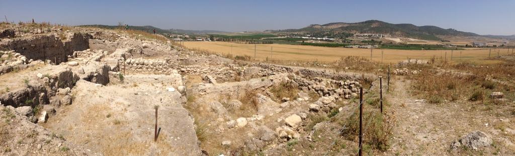 Beth Shemesh ruins