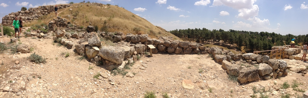 Lachish - Gate structure