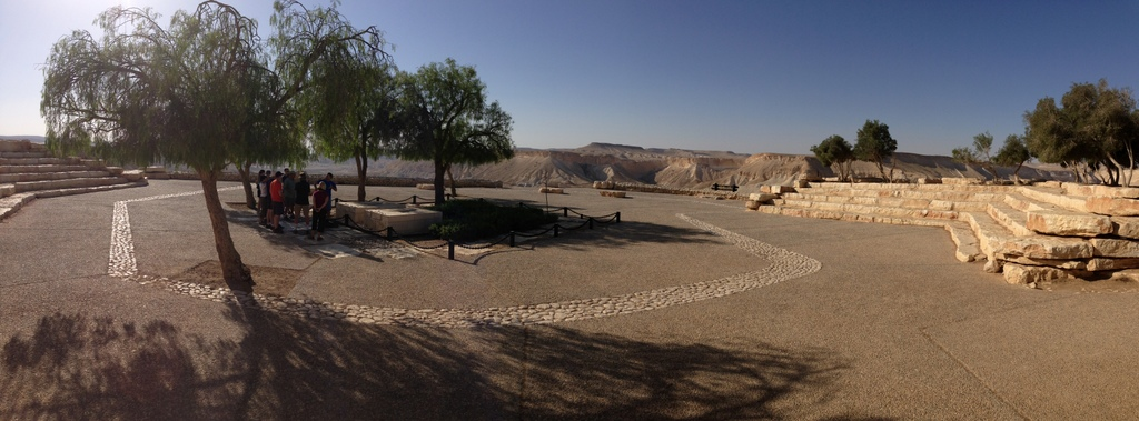 Sde Boker - Tomb of Ben Gurion