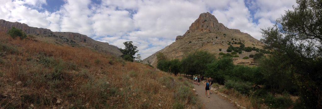 Mt. Arbel - Hike to the top