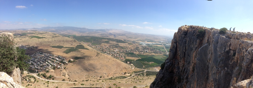 Mt. Arbel - Cliffs