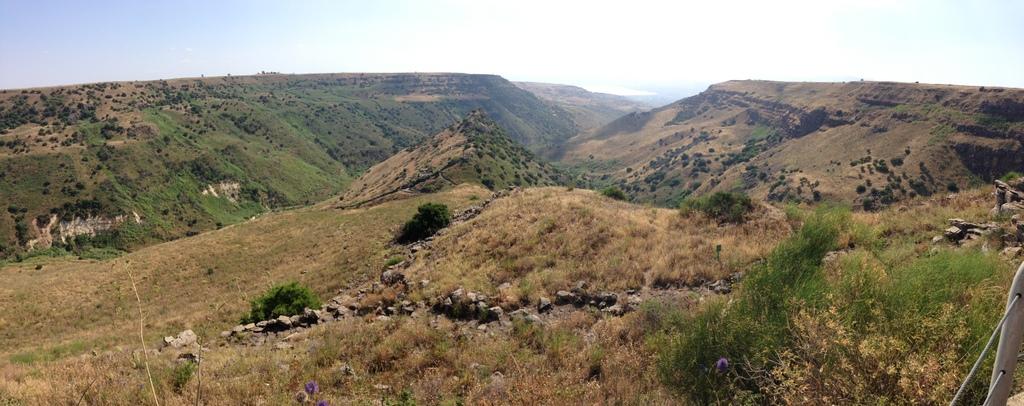 Gamla - 1st century Jewish village