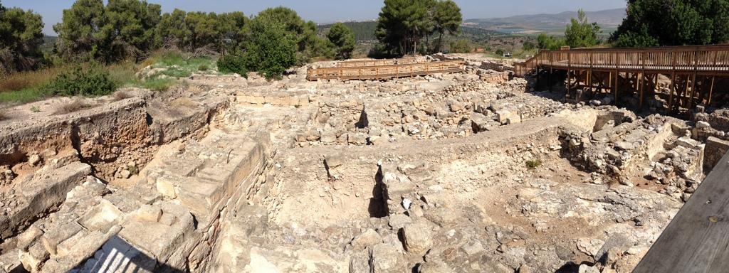 Sepporis - Roman ruins