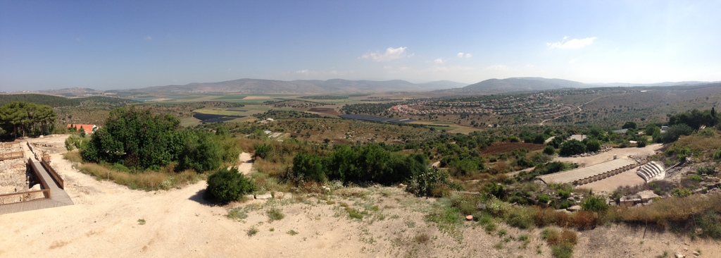 Sepporis - Beit Netofa Valley - Lower Galilee