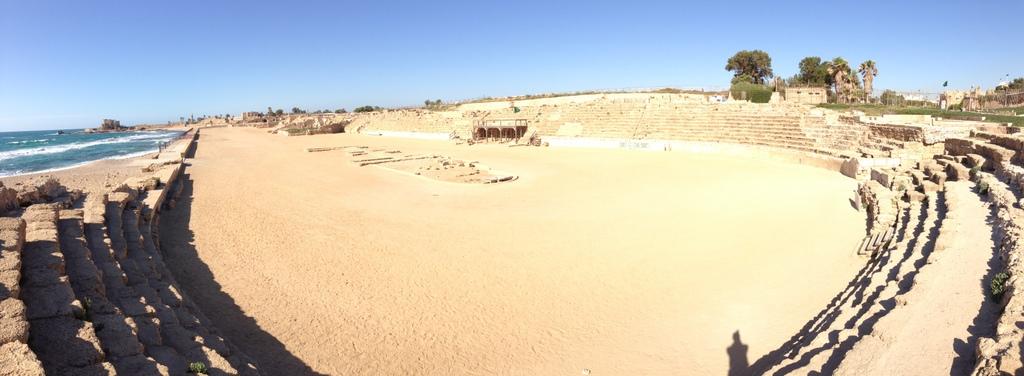 Caesarea - Hippodrome