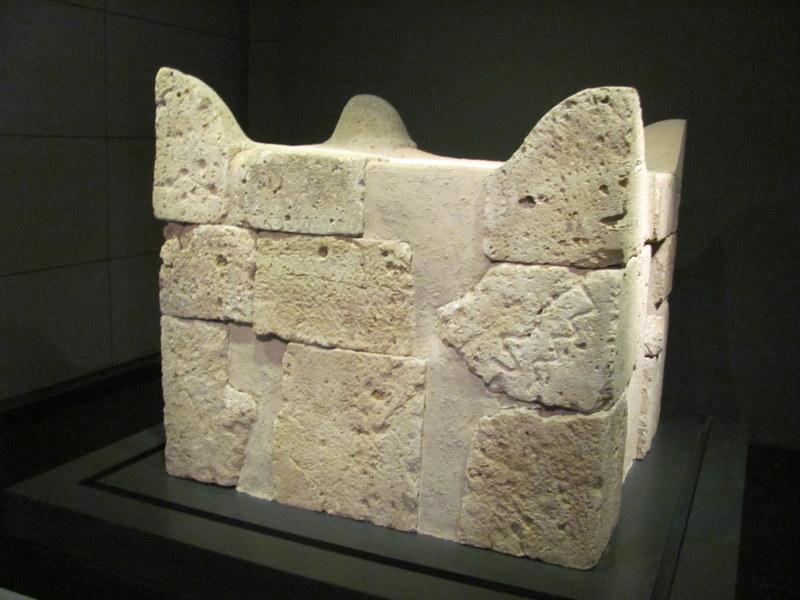 Sacrificial Altar, Tel Beersheba, 8th Century BC