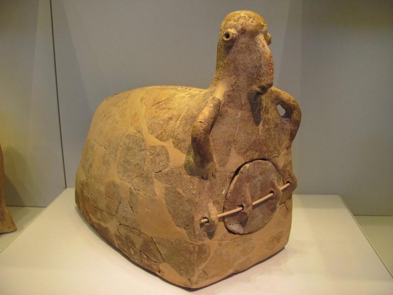 Chalcolithic Ossuary, Peki'in, 3,500 BC