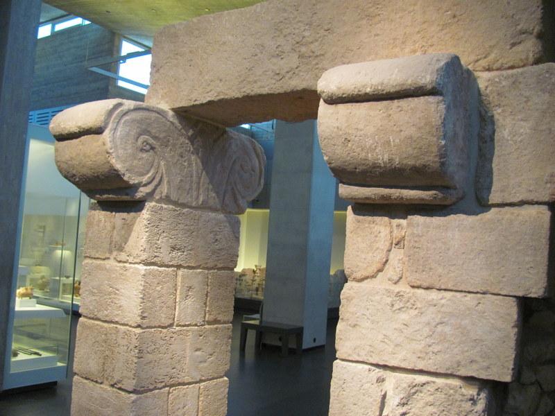 Royal Fortress Gate, Hazor, 9th Century BC