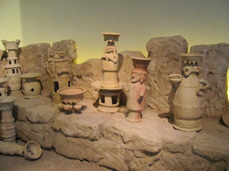 Edomite Shrine, Hazeva, 7th-6th Century BC