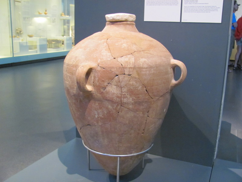 Storage Jar, with LMLK inscription, Lachish, 8th Century BC