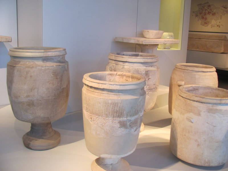 Large Purification Vessels, Jerusalem, 1st Century AD