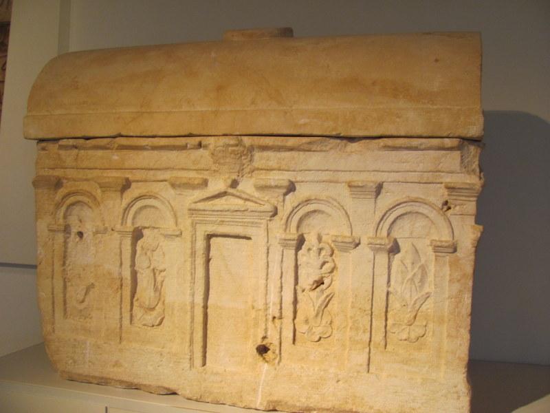 Burial Ossuary, Jerusalem, 1st Century BC